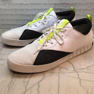 Yohji Yamamoto Adidas Y-3 Sneakers Off White 12.5